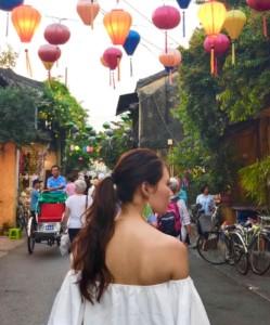 ベトナム旅行。ホイアン