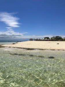 フィリピン旅行。パンダノン島